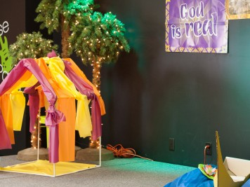What I Learned (or was reminded of) at VBS: Thailand Trek Preschool