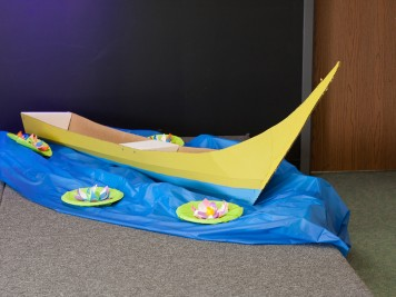 What I Learned (or was reminded of) at VBS: Thai boat