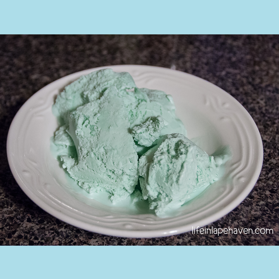 Kings Island Blue Ice Cream Copycat Recipe