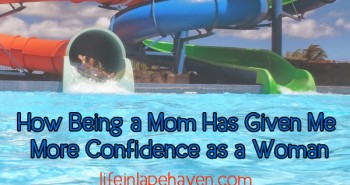 Life in Lape Haven: Going Naked at the Water Park - Pool side