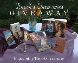 Life in Lape Haven: Giveaway Winner - Brook's Treasure