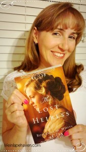 The Lost Heiress - Interview with Roseanna White and a Giveaway