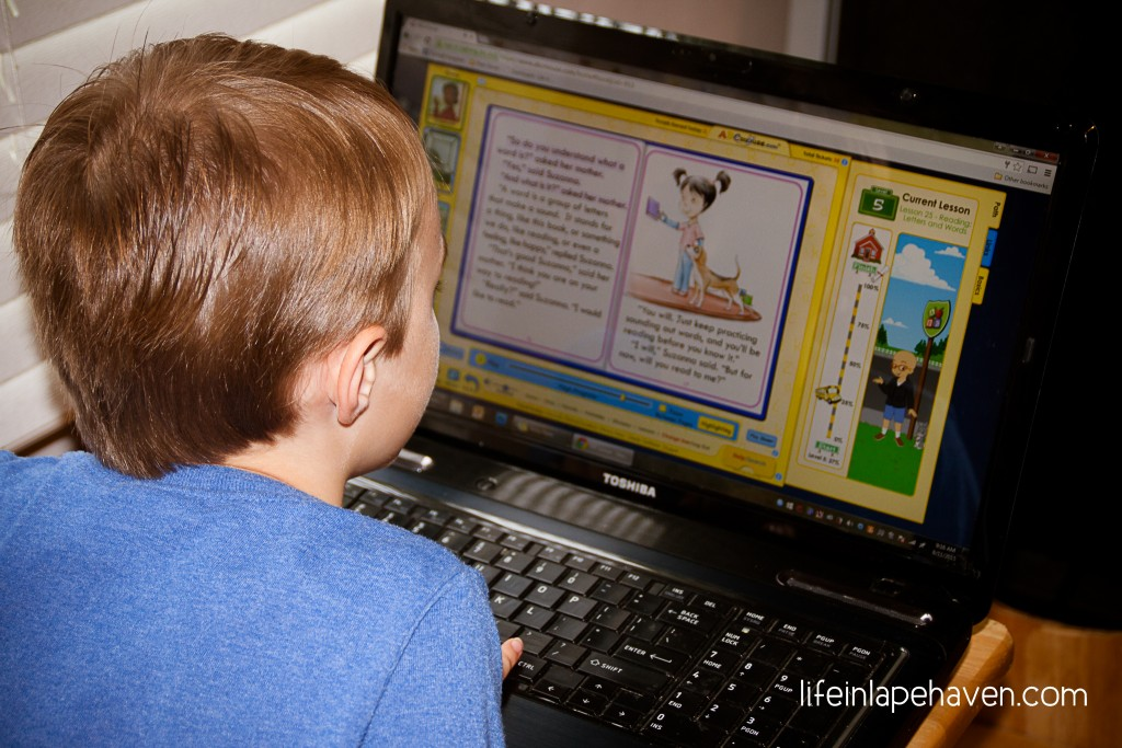 LifeinLapeHaven.com: Tried It Tuesday - Our Experience with ABCMouse.com