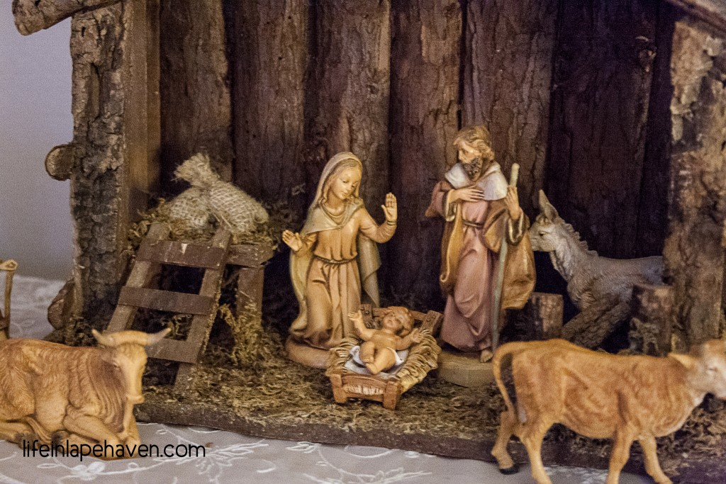 Life in Lape Haven: Write 31 Days - Elijah & Jesus's Birthday. How excited would Jesus be if we kept as our focus all year long?