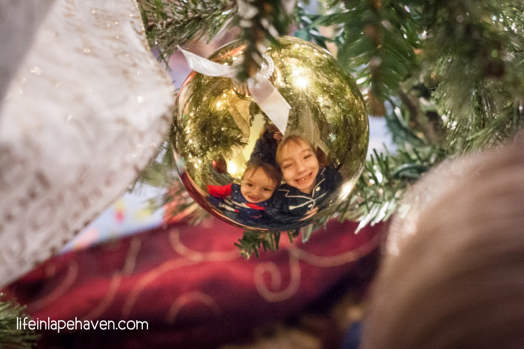 Life in Lape Haven: Tried It Tuesday - Our Four Gift Christmas