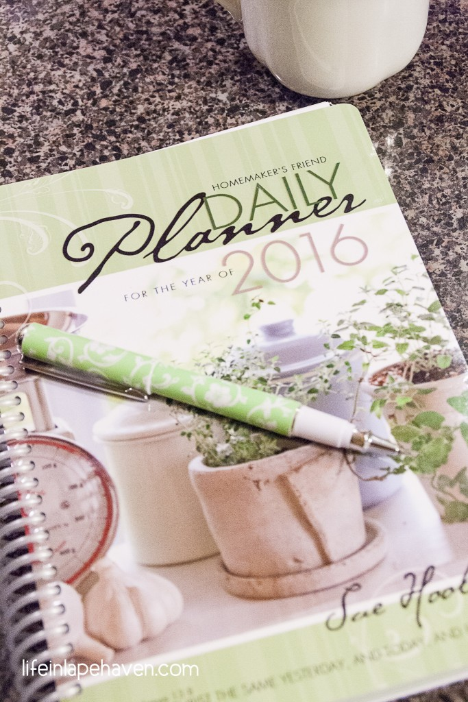 Life in Lape Haven: Planning for the New Year. Looking back over the past year and planning for new year and rejoicing in God's faithfulness every day.