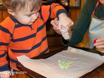 Life in Lape Haven: Tried It Tuesday: 5 of My Favorite Christmas Goodies Recipes. From our family Christmas cookie exchange, some of my favorite Christmas cookie and treats recipes, including homemade Marshmallows and Gingerbread.