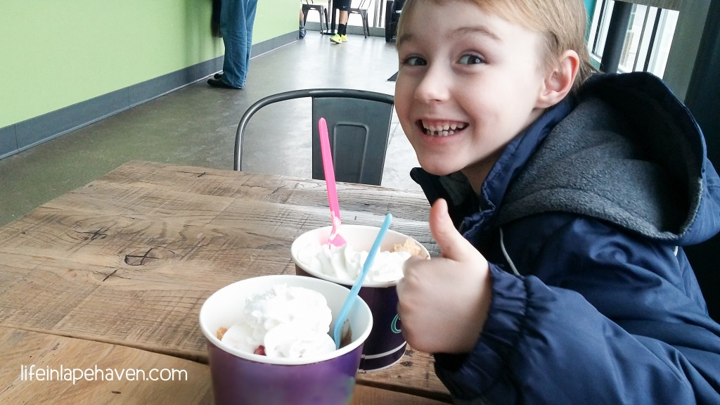 Life in Lape Haven: Going on a Date with My 5-year-old. I didn't realize how important some Mommy and me time was to my son until I scheduled a date night for us to spend some time together, one-on-one. His excitement proved that it was something very special to him.