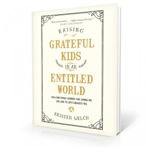 """Life in Lape Haven: One Question I'll Be Asking My Children (& Myself) Everyday. Inspired by the book """"Raising Grateful Kids an Entitled World"""" and in an effort to remind my children to think about others more, I'll be asking them this question at the end of each day."""