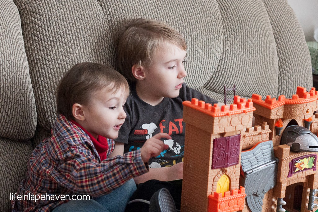 """Life in Lape Haven: Why I Capture Our """"Everyday"""" - Getting pictures of my boys as they play and do ordinary, everyday things allows me to save and savor the moments and hold onto the story of their childhood."""