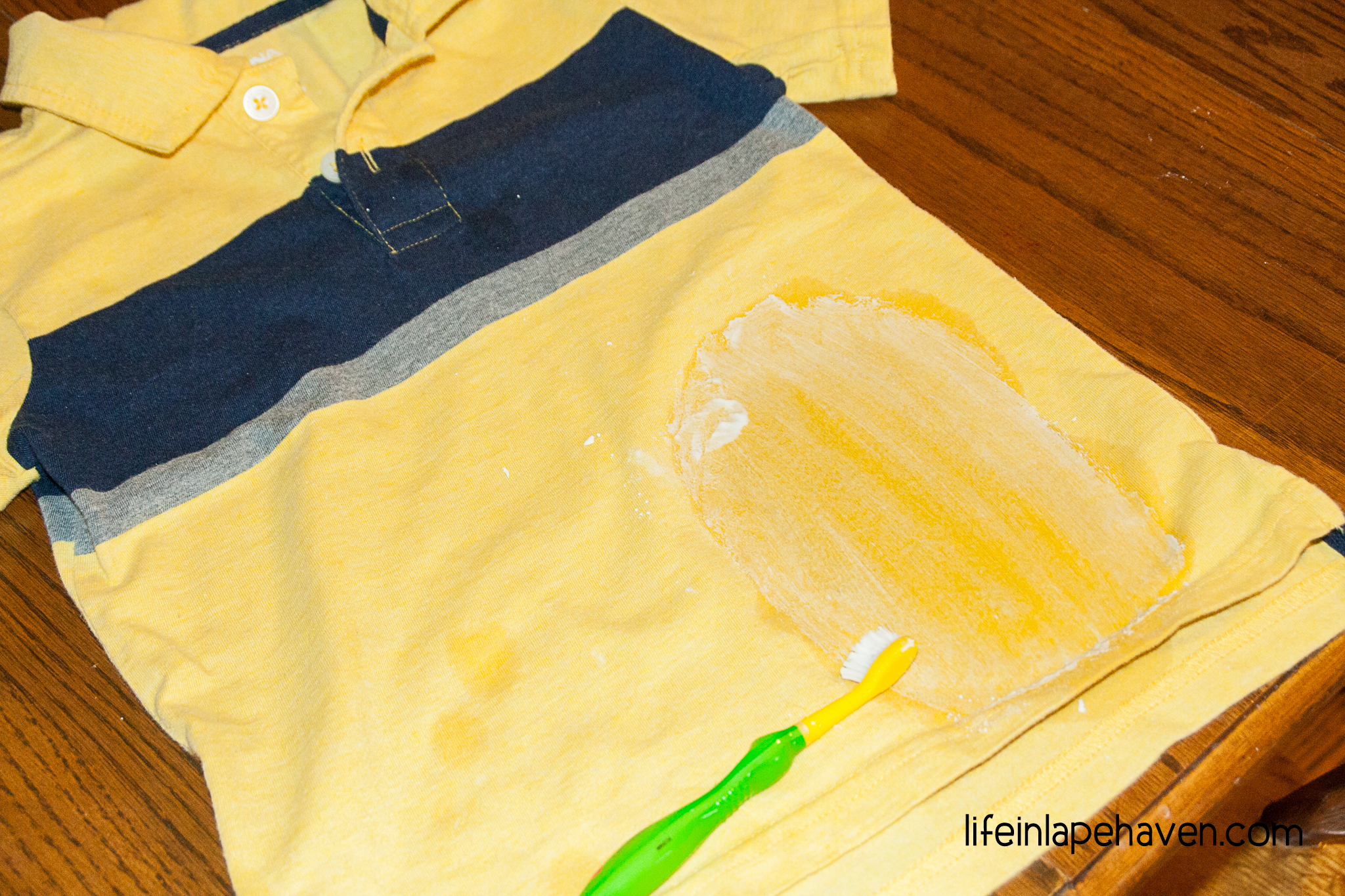 how to get rid of set in stains