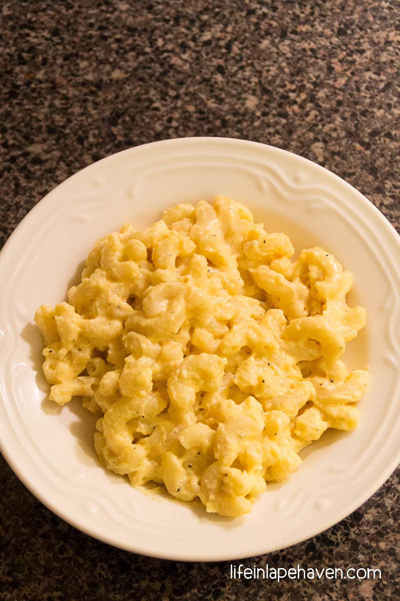 Homemade Stove Top Macaroni and Cheese