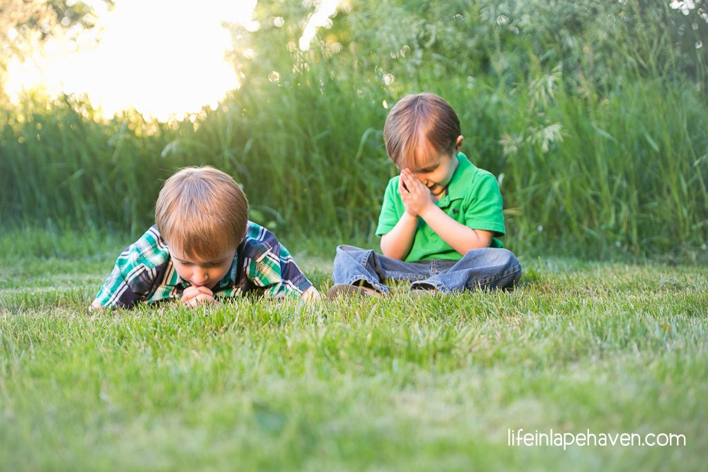Life in Lape Haven: We Prayed. He Answered. Our boys have been praying for over a year for God to give them a new sibling. My husband and I have been praying for God's direction. We finally have an answer.