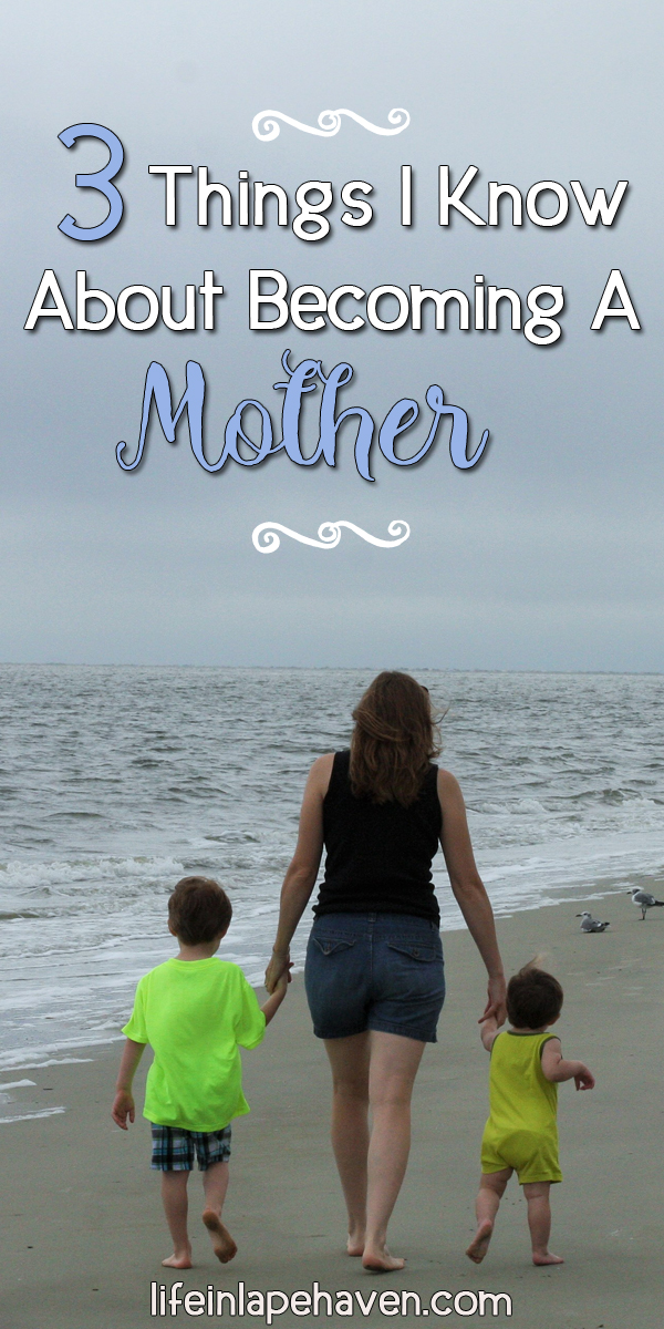 Life in Lape Haven: 3 Things I Know about Becoming a Mother. With all the parents-wanting-to-be swooning over my baby belly lately, I find that there are a few things I want them to know about what it means to become a mommy or a daddy.