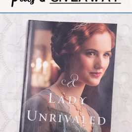 "Life in Lape Haven: A Lady Unrivaled - Book Review & Giveaway. Roseanna White's latest release in her Edwardian-era ""Ladies of the Manor"" series is a perfect conclusion to all the intrigue, drama, and romance that we have followed throughout the trilogy. You can win a copy of her book, A Lady Unrivaled, by entering the giveaway."