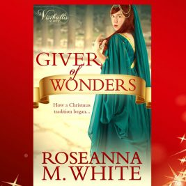 Life in Lape Haven: A Review of Roseanna White's Giver of Wonders: How a Christmas Tradition Began. Based on the tales of the real, historical St. Nicholas, Roseanna White weaves a story of faith, love, and self-sacrifice into a Christmas novel for all year long.